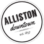 Alliston Downtown Logo