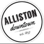 Alliston Downtown Logo